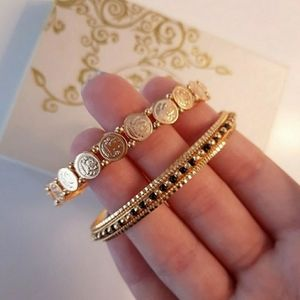 NEW!! 2 beautiful Braclets straight from india!